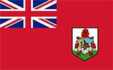 Abbild der Flagge von Bermuda
