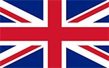 Abbild der Flagge von St. Helena