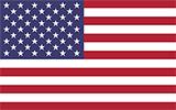 Abbild der Flagge von Vereinigte Staaten von Amerika