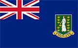 Abbild der Flagge von Britische Jungferninseln